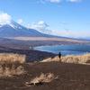 山中湖周辺を低山ハイク。『鉄砲木ノ頭』からの富士山の眺めが素晴らしかった