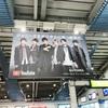自担グループの巨大広告が品川駅に登場した日