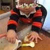 【離乳食】解決策はパンに落ち着きました
