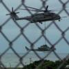 入砂島の米軍ヘリ ① 地元にも防衛局にも連絡ない、「予防着陸」という名の「緊急着陸」 - 普天間の AH1 攻撃ヘリ、「予防着陸」なら6日間入砂島に駐機させ、読谷村上空を吊り下げ運搬するわけないだろ !!