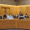海事振興連盟「臨時会合」に出席