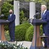 (韓国反応) バイデン、日本に五輪支持・尖閣の防衛再確認…「中国牽制」が声を一つに。