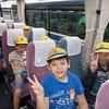 3年生:校外学習(4日)① 新日鐵住金工場見学