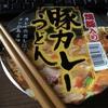 神戸物産 豚カレーうどん