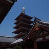 【写真複製・写真修復の専門店】浅草寺の五重塔 東京都台東区