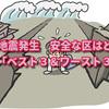 東京都23区で地震発生 安全な区はどこ?「ベスト3&ワースト3」