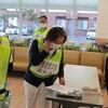 尾西記念病院にて災害発生時トリアージ訓練を実施しました