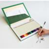 使う色を集めた36色色鉛筆
