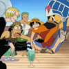 ONE PIECE(ワンピース)70話「太古の島! リトルガーデンに潜む影!」