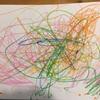 クイズ! 3歳児のおえかき、何を描いたでしょう??