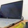 デュアルストレージのノートパソコン【HP Pavilion】を購入