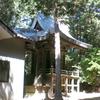 神社訪問-3.高蔵神社、本宮高蔵(高倉)山