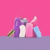 漂白剤はお掃除にも大活躍!酸素系漂白剤で家の中をキレイ&除菌!