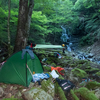 国見岳:上の小屋谷(耳川水系)Day2