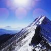 冬期南八ヶ岳縦走