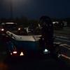 琵琶湖 息子とセッション
