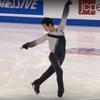 デニス・テンとスケートアメリカ