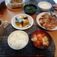 家事、自炊の日々