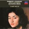 プロコフィエフ&ストラヴィンスキー:ヴァイオリン協奏曲 / チョン・キョンファ, プレヴィン, ロンドン交響楽団 (1972,75/2019 CD-DA)