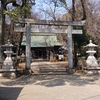 野木町・ ホフマン式煉瓦窯 & 野木神社