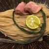 274. 松茸と鴨のつけそば@饗くろ㐂:久しぶりのくろ㐂の鴨!松茸・鴨・昆布のグルタミン酸祭り!