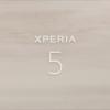 Xperia2と思いきやXperia5。