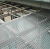 テラス屋根修理1(木製構造の波板張替えと鉄柱取替え)
