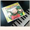 最近のお気に入り、おさるのジョージの主題歌CD。