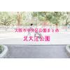 【公園情報】北大江公園(最寄り天満橋):大阪市中央区公園まとめ