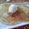 シェムリアップでしか食べられない!ココナッツオイルで焼いたふわふわパンケーキ。