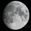 今宵の月(月齢12.408)