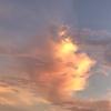 我が家から見た空シリーズ