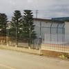岐阜県 ネットフェンス工事(忍返し付)