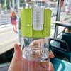 【レビュー】海外旅行のお供に!水道水を手軽に濾過して飲める!BRITAのボトル(水筒)『fill & go - フィル&ゴー』