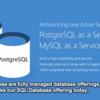 【Build 2017速報】Azure にマネージドな MySQL と PostgreSQL が登場!