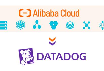 DATADOGでのAlibaba Cloud連携について