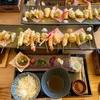 【舞妓飯 嵐山店】やっぱり美味しい16色のひとくち串天ぷら膳は何度でも食べたい❣️