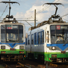 福井鉄道の元名鉄車 モ880形・モ770形の急行運転