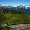 柏原新道から爺ヶ岳へ:日帰りで後立山連峰稜線を歩いた初秋の山旅