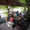 ปานเทวี ริเวอร์ไซด์ รีสอร์ท แอนด์ สปา/ParnDhevi Riverside Resort & Spa at Sampran River(นครปฐม/Nakhon Pathom) Day1