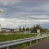 北関東自動車道を群馬に走り、風車を見る