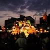 Nikon1J5で万燈祭撮り