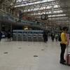 ロンドン探検隊。「Waterloo ウォータールー駅」からNationalGalleryへの道。