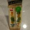 優しい酸味のフルーツ 『ファミリーマート フルーツミックスサンド』 を食べてみました。