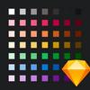 誰が見てもわかりやすいデザインデータにするための色の管理(by Sketch App)