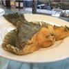 9時の昼食で最高の煮魚定食