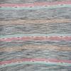着物生地(246)変わり横段模様織り出し手織り真綿紬