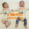 Happy 4month Birthday ★