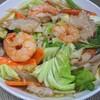 あんかけ野菜炒めのレシピ