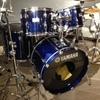 【ドラムコーナーより】期間限定!スタジオのドラムセットがレコカスに!